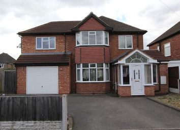 Thumbnail 5 bedroom detached house for sale in Blakesley Close, Sutton Coldfield, West Midlands