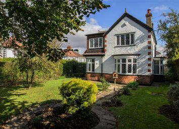 Thumbnail 3 bed detached house for sale in Scartho Road, Grimsby, Lincolnshire