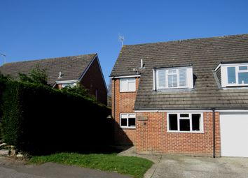 Thumbnail 3 bed semi-detached house for sale in Blackwater Grove, Alderholt, Fordingbridge