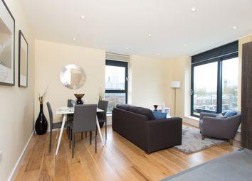Thumbnail 3 bed flat to rent in Phoenix Lofts Apartments, 1 Saltwell Street, London