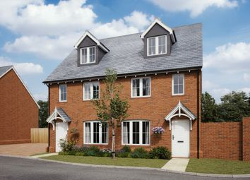 Thumbnail 3 bed semi-detached house for sale in Lattimo Way, Basingstoke