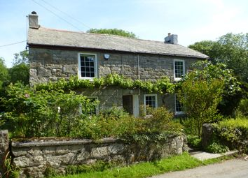 Thumbnail 4 bedroom detached house for sale in Tremethick Cross, Penzance