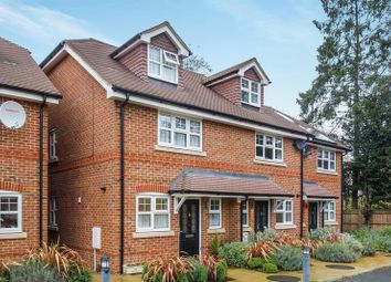 Thumbnail 3 bed terraced house for sale in Cresley, London Road, Hook