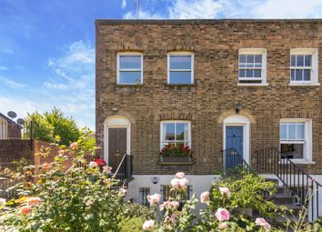 Thumbnail 2 bed terraced house for sale in Fife Terrace, London