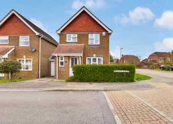 Thumbnail 3 bed link-detached house for sale in Swallow Rest, Burgess Hill, West Sussex, UK