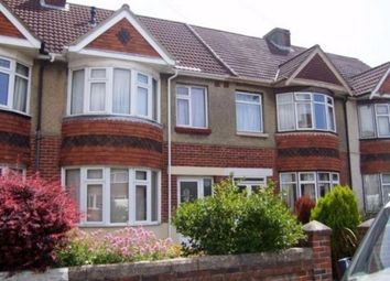 Thumbnail 3 bedroom terraced house to rent in Chantry Road, Gosport