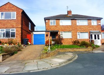 Thumbnail 3 bed semi-detached house for sale in Prenton Farm Road, Prenton