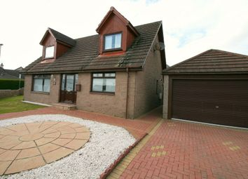 Thumbnail 3 bed detached house for sale in Hillhouseridge Road, Shotts