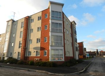 Thumbnail 1 bed flat to rent in Ambassador Road, Hanley, Stoke-On-Trent
