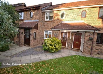 Thumbnail 2 bed terraced house for sale in Bentley Drive, Church Langley, Harlow, Essex