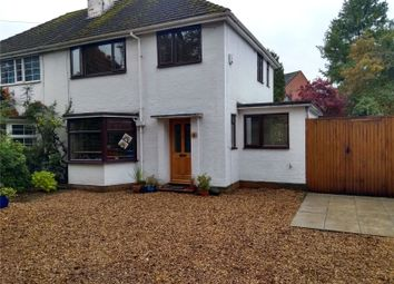 Thumbnail 3 bed semi-detached house for sale in Wigshaw Lane, Culcheth, Warrington, Cheshire