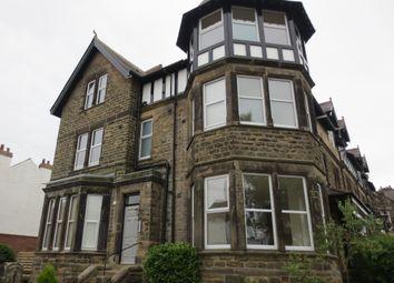 Thumbnail 1 bed flat to rent in West Lea Avenue, Harrogate