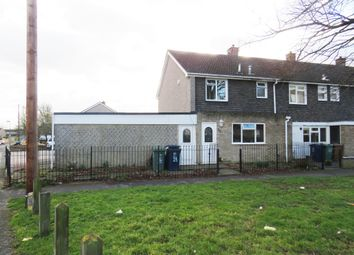 Thumbnail 3 bedroom end terrace house for sale in Sorrel Road, Garsington, Oxford