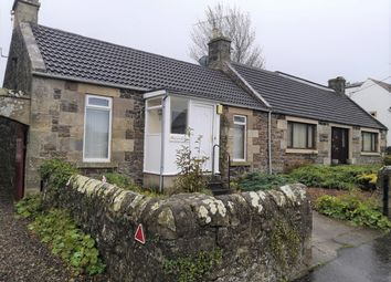 Thumbnail 1 bed cottage to rent in Main Street, Craigrothie, Cupar