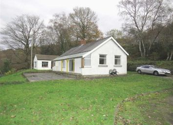 Thumbnail 2 bedroom detached bungalow for sale in Heather View Road, Pontypridd