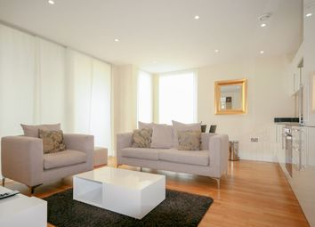 Thumbnail 2 bed flat to rent in Cobalt Point, 38 Millharbour, London, London