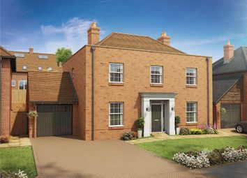 Thumbnail 4 bedroom detached house for sale in Off Coppice Hill, Bishops Waltham, Southampton, Hampshire