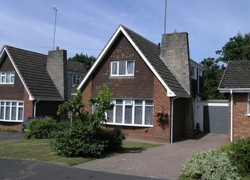 Thumbnail 3 bed detached house for sale in Longmeadow Drive, Northway, Sedgley