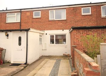 Thumbnail 3 bed terraced house for sale in Tenterden Close, Bransholme, Hull, East Yorkshire.