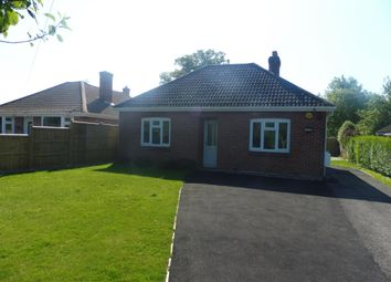Thumbnail 3 bed bungalow to rent in Soake Road, Denmead, Waterlooville