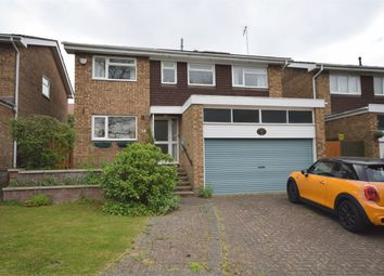 Thumbnail 4 bedroom detached house for sale in North Hayes Court, Watermeadow, Northampton
