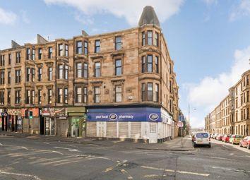 Thumbnail 3 bed flat for sale in Whitevale Street, Glasgow, Lanarkshire