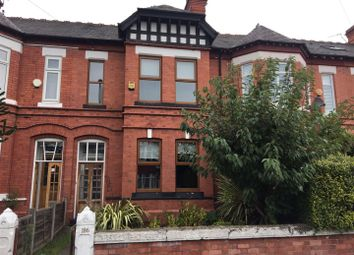 Thumbnail 4 bedroom property to rent in Ayres Road, Old Trafford, Manchester
