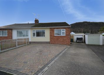 Thumbnail 2 bed semi-detached bungalow for sale in Coed Llawryf, Abergele