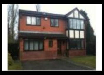 Thumbnail 5 bed detached house to rent in Wilkinson Croft, Birmingham