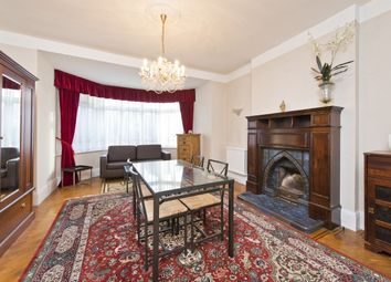 Thumbnail 4 bed detached house to rent in Gunnersbury Avenue, Ealing, London