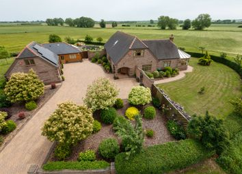Thumbnail 6 bed detached house for sale in Honey Hill, Fen Drayton, Cambridge