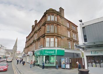 Thumbnail 1 bed flat for sale in 84, High Street, Flat 3-2, Dumbarton G821Pq