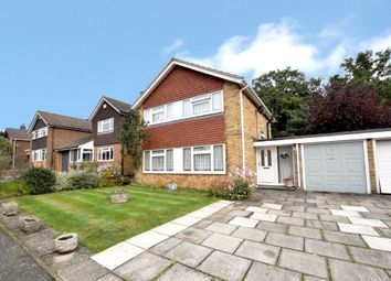 Thumbnail 3 bed link-detached house for sale in Gosden Hill Road, Burpham, Guildford