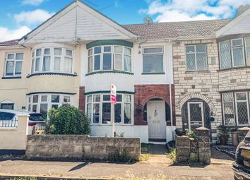 3 bed terraced house for sale in Park Close, Gosport PO12