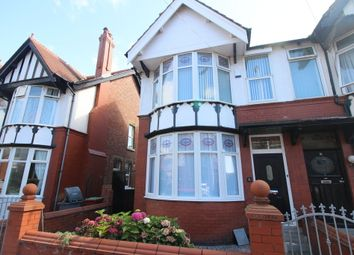 Thumbnail 3 bed semi-detached house for sale in Kensington Road, Blackpool