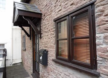 Thumbnail 2 bed flat for sale in Greytree Road, Ross-On-Wye