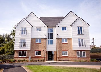 Thumbnail 2 bed flat to rent in Bristol Close, Sittingbourne