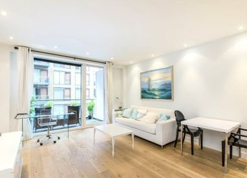 Thumbnail 1 bedroom flat for sale in Hirst Court, Grosvenor Waterside, Chelsea