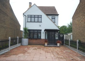 Thumbnail 3 bedroom detached house for sale in Marlborough Road, Romford, Essex