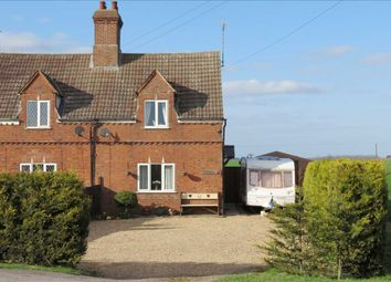 Thumbnail 2 bed semi-detached house for sale in East Heckington, Boston