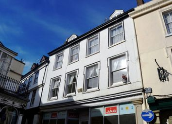 Thumbnail 2 bed flat for sale in High Street, Launceston