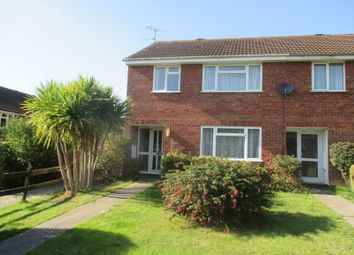 Thumbnail 3 bed end terrace house for sale in Magna Close, Yeovil