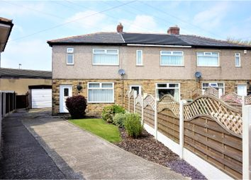 Thumbnail 2 bed end terrace house for sale in Plumpton Walk, Bradford