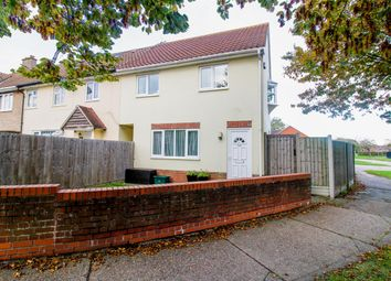 Gloucester Avenue, Shrub End, Colchester CO2. 2 bed end terrace house for sale