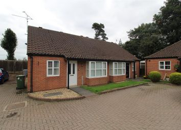 Thumbnail 2 bedroom semi-detached bungalow for sale in Staveley Court, Farndon, Newark