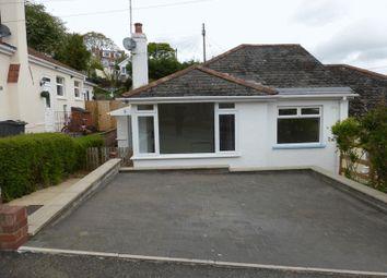 Thumbnail 2 bed bungalow to rent in Carlton Drive, Preston, Paignton