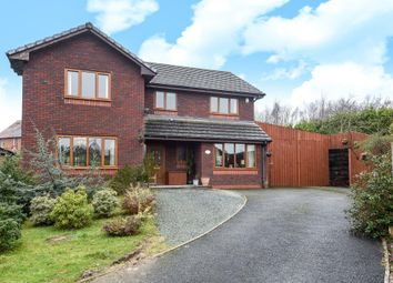 Thumbnail 4 bed detached house for sale in Llandrindod Wells, Oakridge Drive