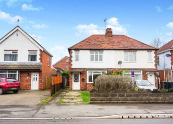 Thumbnail 3 bedroom semi-detached house for sale in Station Road, Derby
