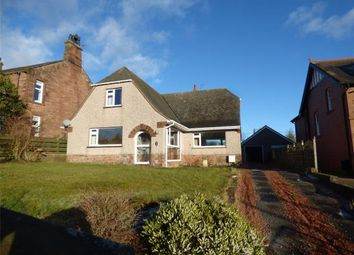 Thumbnail 3 bed detached house for sale in St. Cuthberts Avenue, Dumfries, Dumfries And Galloway