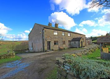 Thumbnail 4 bed detached house for sale in 'stand Hill Farm' Chapman Road, Hoddlesden, Darwen